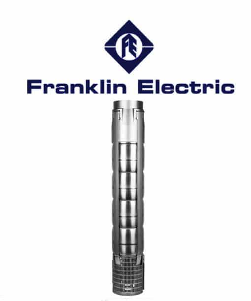 Bơm chìm giếng khoan Franklin model SSI 6 inch