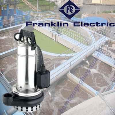 Home bơm chìm nước thải Franklin