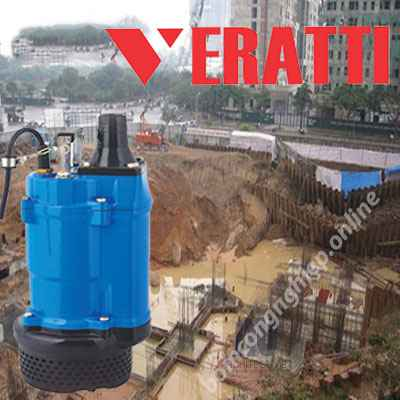 Home bơm chìm nước thải Veratti