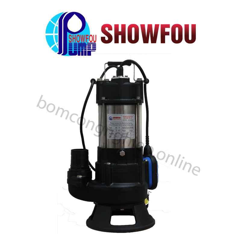 Bơm chìm nước thải Showfou model SH