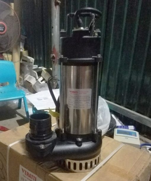 Bơm chìm nước thải Veratti VRm2200F