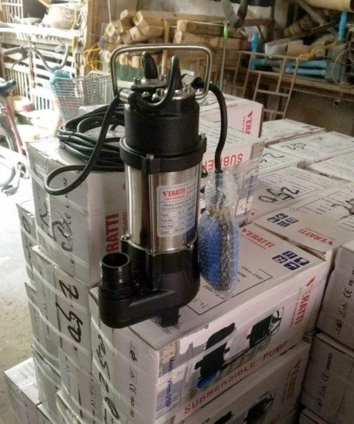 Bơm chìm nước thải Veratti VRm250F