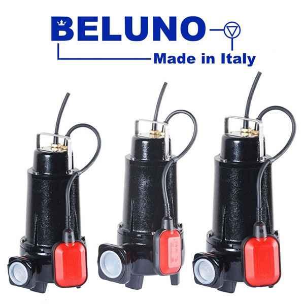 Bơm chìm nước thải thân gang Beluno