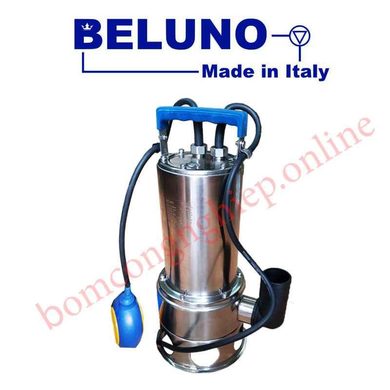 Bơm chìm nước thải inox Beluno model FC