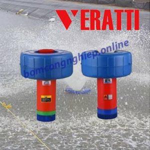 Bơm sục khí phun mưa Veratti